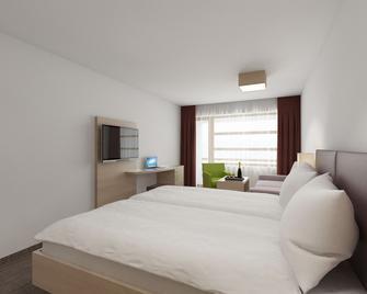 Hotel Lohmann - Obergurgl - Bedroom