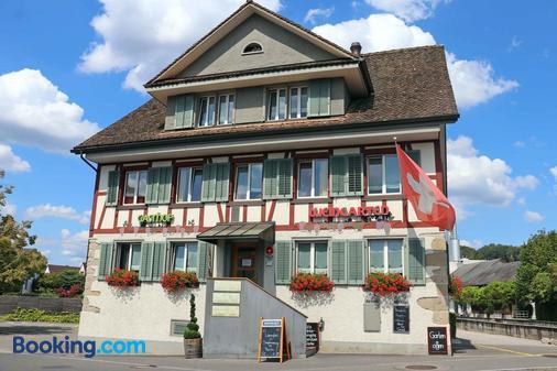 Gasthof Pizzeria Weingarten - Zurich - Building