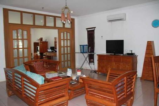 D'Anggerek Serviced Apartment - Bandar Seri Begawan - Olohuone