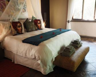 Blyde River Wilderness Lodge - Hoedspruit - Bedroom