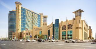 Grand Millennium Al Wahda - אבו דאבי - בניין