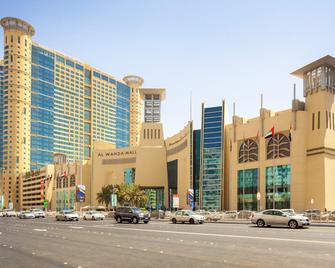 Grand Millennium Al Wahda - Abu Dhabi - Byggnad