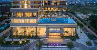 Vinpearl Condotel Riverfront Da Nang - Đà Nẵng - Toà nhà