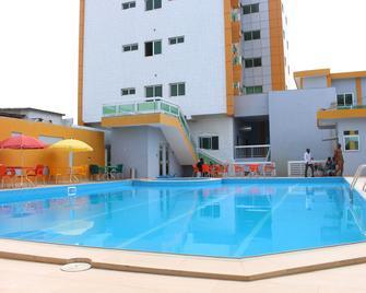 Paradisia Hotel - Cotonou - Pool