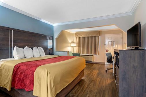 Econo Lodge Byron - Warner Robins - Byron - Bedroom