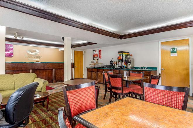 Econo Lodge Byron - Warner Robins - Byron - Restaurant