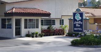 Little Boy Blue Motel - Anaheim - Building
