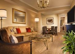 Omni Royal Orleans Hotel - Nueva Orleans - Sala de estar