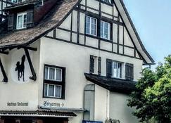 Bodenseehotel Weisses Rössli - Rorschach - Gebäude