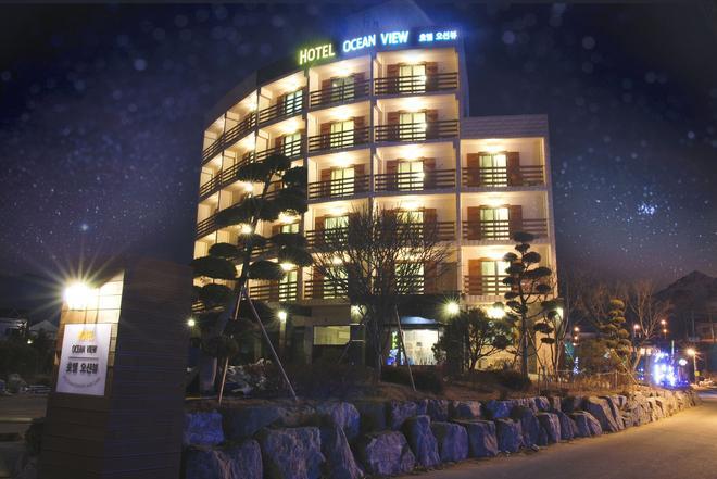 Incheon Airport Oceanview Hotel - Incheon - Building