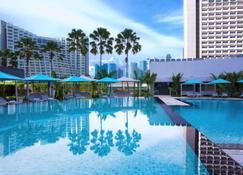 Pan Pacific Singapore - Singapura - Piscina