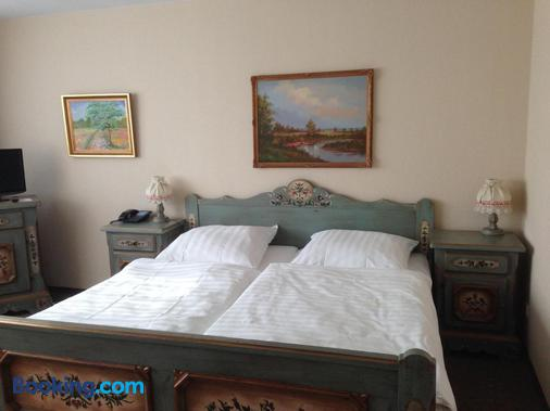 Landhaus Heideschmiede - Undeloh - Bedroom