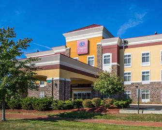 Comfort Suites Troy - Troy - Building
