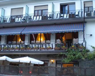 Hotel Bersagliere - Laglio - Gebäude