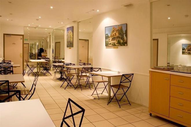奧爾斯布蘭科酒店 - 土魯斯 - 圖盧茲 - 餐廳