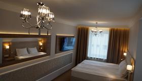 Moris Boutique Beach Hotel - Gdansk - Bedroom