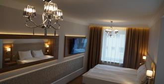 Moris Boutique Beach Hotel - גדנסק - חדר שינה