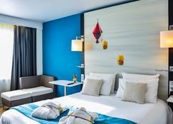 Hôtel Mercure Lorient Centre - Lorient - Bedroom