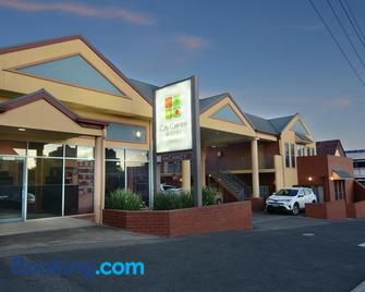 City Centre Motel - Bendigo - Building
