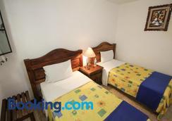 Hotel Nacional - Oaxaca - Bedroom