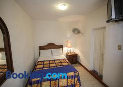 Hotel Nacional - Oaxaca - Phòng ngủ