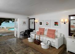 Round Hill Hotel And Villas - Montego Bay - Oturma odası