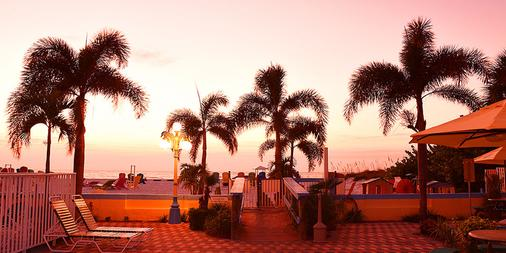 Plaza Beach Hotel Beachfront Resort - Saint Pete Beach - Ranta