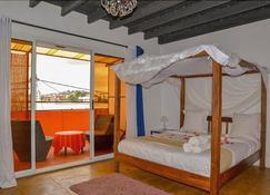 Hotel La casa Di Luna - Antananarivo - Bedroom
