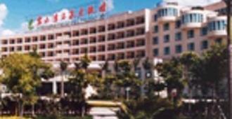 Bi Shui Wan Hot Spring Holiday - גואנגג'ואו - בניין
