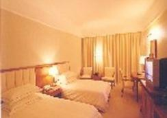 Bi Shui Wan Hot Spring Holiday - Guangzhou - Bedroom