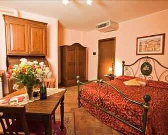 Antica Locanda della Via Francigena - Vetralla - Schlafzimmer
