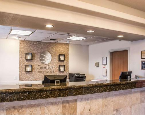 Comfort Inn & Suites - Ocean Shores - Rezeption