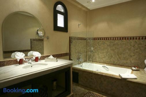 阿爾法希亞阿古達爾酒店 - 馬拉喀什 - 馬拉喀什 - 浴室