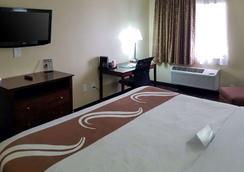 Quality Inn - Toledo - Makuuhuone