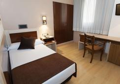 Hotel Zaragoza Royal - Zaragoza - Bedroom