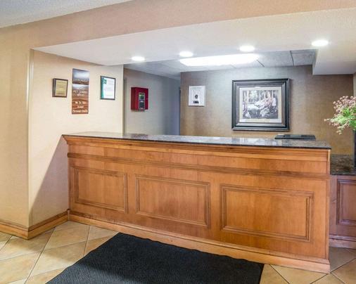 Quality Inn & Suites - Casper - Ρεσεψιόν