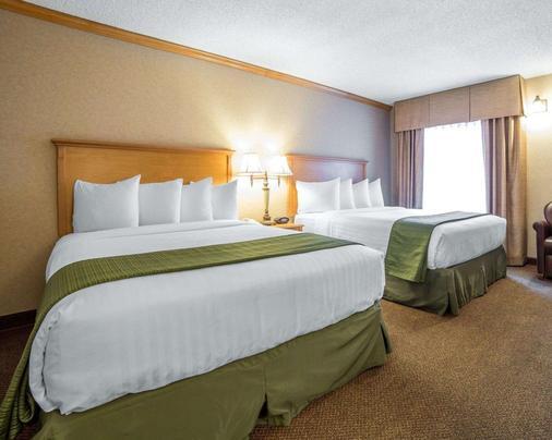 Quality Inn & Suites - Casper - Κρεβατοκάμαρα