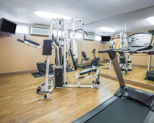 Quality Inn & Suites - Casper - Γυμναστήριο