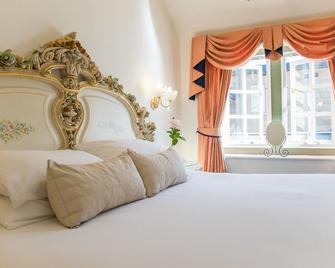 Santo's Higham Farm Hotel - Alfreton - Schlafzimmer