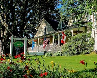 West Hill House B&B - Warren - Gebouw