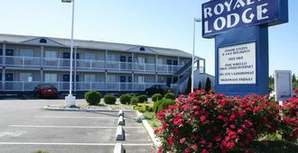 Royal Lodge - Absecon - Edificio
