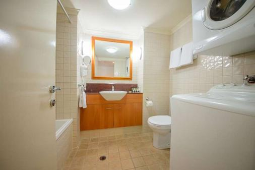 Central Cosmo Apartments - Brisbane - Bathroom