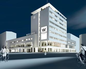 Original Sokos Hotel Wiklund - Турку - Здание