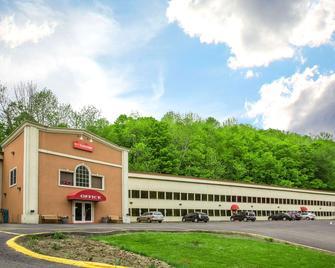Econo Lodge Montpelier I-89 - Montpelier - Gebouw