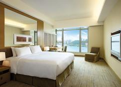 رويال فيو هوتل - Hong Kong - غرفة نوم