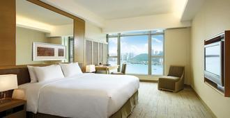 Royal View Hotel - Hong Kong - חדר שינה