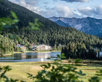 Arabella Alpenhotel Am Spitzingsee - Schliersee - Buiten zicht