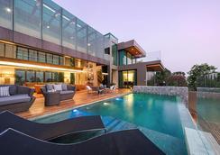 Cape Dara Resort - Trung tâm Pattaya - Bể bơi