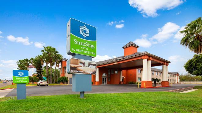 SureStay Hotel by Best Western Brownsville - Brownsville - Rakennus