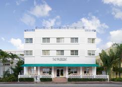 President Hotel - Miami Beach - Gebouw
